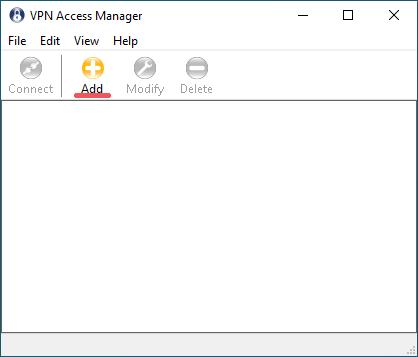 Shrew VPN Client